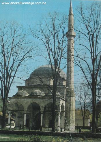 Slikovni rezultat za aladža džamija foča